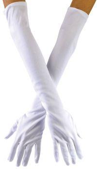 """15"""" Opera Gloves - White"""