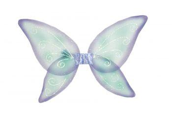 Wings Fairy - Blue/Green