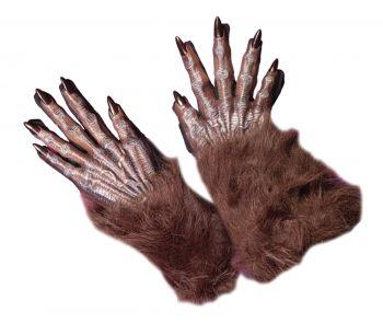 Werewolf Gloves - Brown