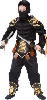 Ninja Warrior Muscle - Child L (12 - 14)