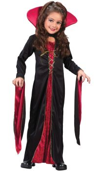 Victorian Vampiress - Child L (12 - 14)