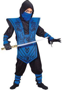 Ninja Complete - Blue - Child L (12 - 14)