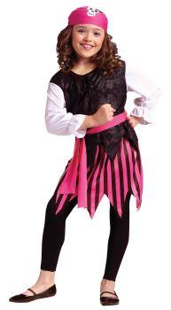 Caribbean Pirate Girl - Child L (12 - 14)