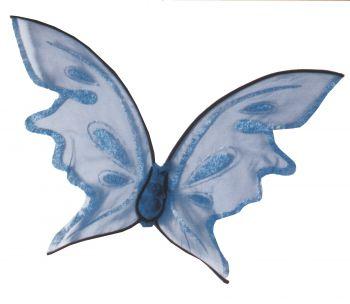 Butterfly Wings - Blue