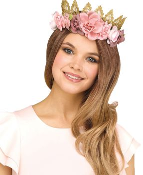 Fanasty Fairy Floral Crown - Adult