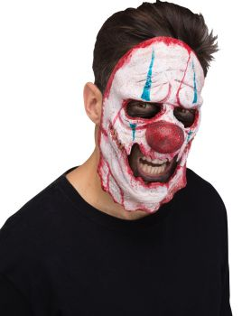 Cutter The Clown Skinned Mask