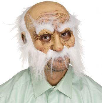Wisker Walter Old Man Mask