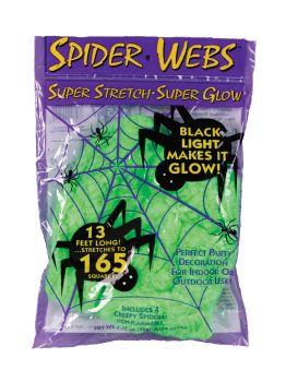 Spiderweb - 50 Gram - Glow-in-the-Dark