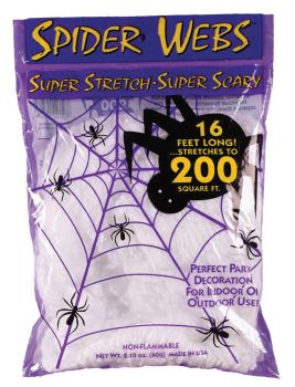 Spiderweb - 60 Gram - White