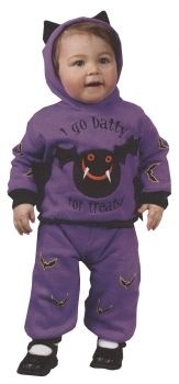 2-Piece Hooded Bat - Toddler (18 - 24M)
