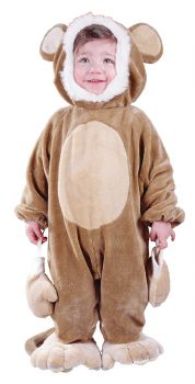 Cuddly Monkey - Toddler (12 - 24M)