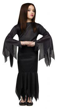 Morticia Costume - The Addams Family - Child L (12 - 14)