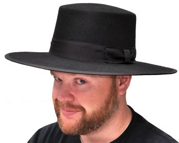 "Spanish Hat Quality - Hat Size S (21 3/8"" C)"