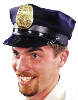 Police Hat Navy 1 Size