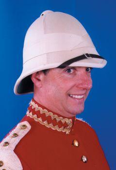 Pith Hat British Quality - Khaki