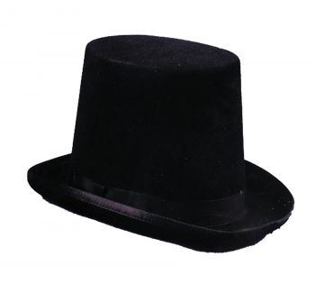 "Stovepipe Hat Quality - Hat Size S (21 3/8"" C)"