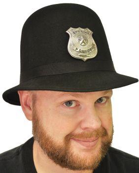 "Keystone Cop Hat Quality - Hat Size M (22 ½"" C)"
