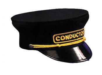 "Conductor Hat - Hat Size L (23"" C)"