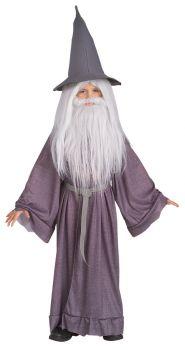 Boy's Gandalf Costume - The Hobbit - Child Large
