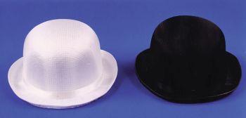 "Derby Hat Trans Silk - Hat Size L (23"" C)"