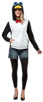 Penguin Hoodie - Adult XL (52 - 54)