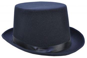 """Top Hat Felt Deluxe - Hat Size L (23"""" C)"""