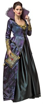 Women's Evil Queen - Once Upon A Time Costume - Adult Large