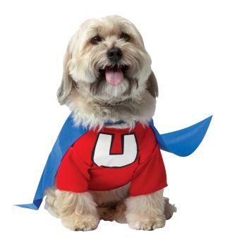Pet Costume Underdog - Pet X-Small