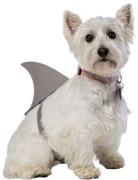 Shark Fin Dog Costume - Pet M/L