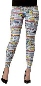 Leggings Bazooka Adult - Adult Large