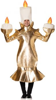 Candelabra Adult Costume