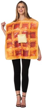 Get Real Waffle Adult Costume