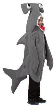 Hammerhead Shark - Child (4 - 6)