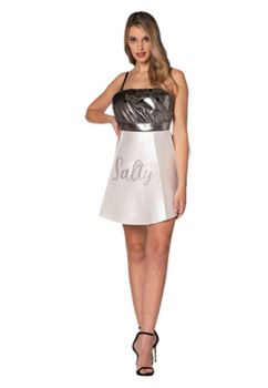 Women's Salty Salt Shaker Dress