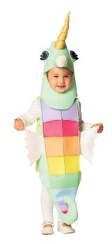 Magical Seahorse Child Costume - Toddler (3 - 4T)