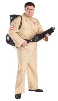 Ghostbuster Adult Plus