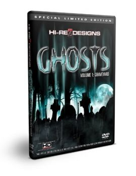 Ghosts - Volume 1: Graveyard DVD+HD