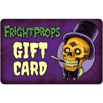 FrightProps Gift Card - E-Mailed