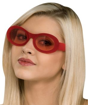 Glasses Velvitas Burgundy