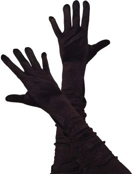 Gloves Opera Child - Black