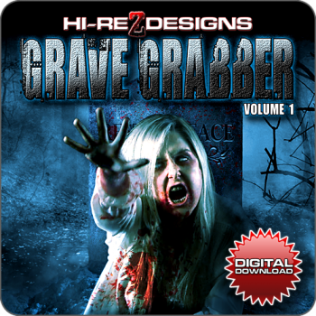 GRAVE GRABBER: VOLUME 1 - HD - DIGITAL DOWNLOAD