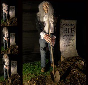 Graveyard Caretaker
