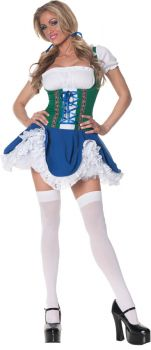 Women's Gretchen Costume - Adult Small