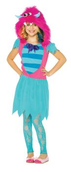 Growling Gabby Costume - Child Large