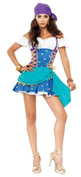 Teen Gypsy Princess Costume - Teen S/M