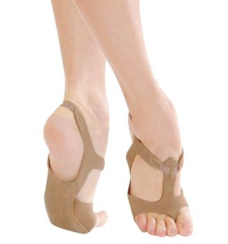 Adult Half Sole Sandasol - Tan - Adult Shoe 12