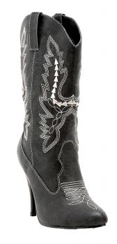 Women's Cowgirl Boots - Women's Shoe 10