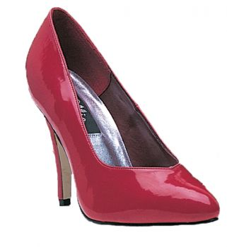 Women's Classic Pump - Red - Women's Shoe 7
