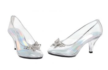 Women's Cinderella Glass Slipper - Women's Shoe 6
