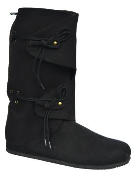 Men's Tall Renaissance Boot - Black - Black - Men's Shoe L (12 - 13)